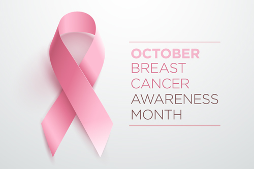 OCTOBER IS BREAST CANCER AWARENESS MONTH