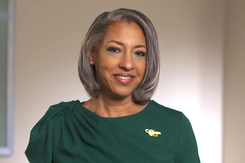 BWA VICE PRESIDENT KIMBERLY JEFFRIES LEONARD ELECTED NATIONAL PRESIDENT OF THE LINKS, INCORPORATED